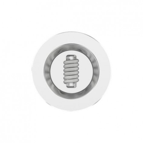 DAbOX Single Quartz Clapton Coil Head (1pc)